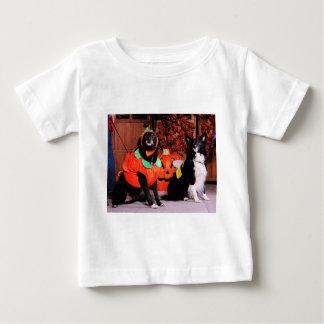 Tasha and Tobie - Border Collie Mix - Hollas Shirts