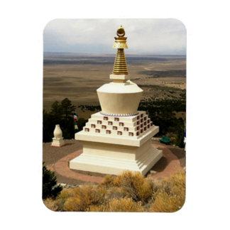 Tashi Goman Stupa Premium Flexi Magnet