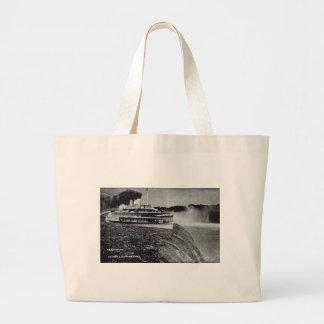 Tashmoo Over Niagra Falls Vintage Trick Photo Bag