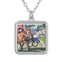 Tasit Silver Plated Necklace