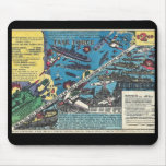 Task Force!  Helen of Toy  Comic Book Ad Mousepad