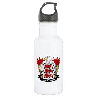 Tasker Family Crest 18oz Water Bottle