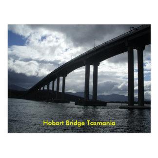 Tasman Bridge Tasmania Postcard