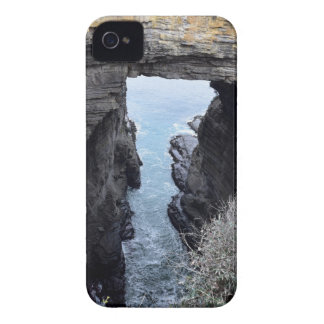 TASMANIA ARCH PORT ARTHUR AUSTRALIA iPhone 4 Case-Mate CASE