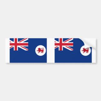 Tasmania, Australia Car Bumper Sticker