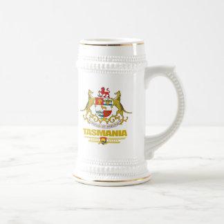 Tasmania COA Beer Stein