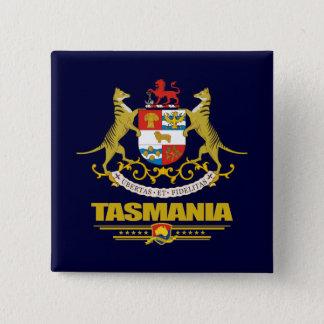 Tasmania COA Pinback Button