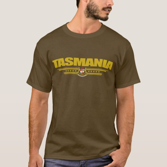 Tasmania COA T-Shirt