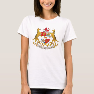Tasmania Coat of Arms T-shirt