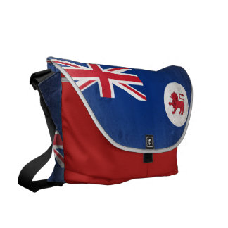 Tasmania Courier Bag