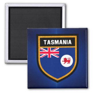 Tasmania Flag Magnet