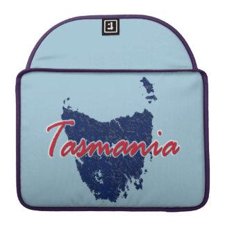 Tasmania MacBook Pro Sleeve