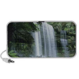 Tasmania, Mt. Field National Park, Russell Falls Laptop Speaker