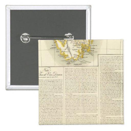 Tasmania Oceanía ningunos 58 Pin