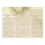 Tasmania Oceanía ningunos 58 Tarjeta Postal