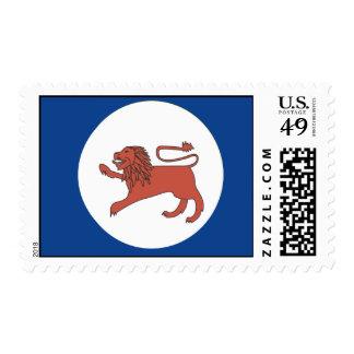 Tasmania Postage Stamp