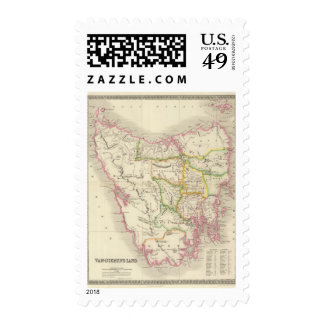 Tasmania Postage