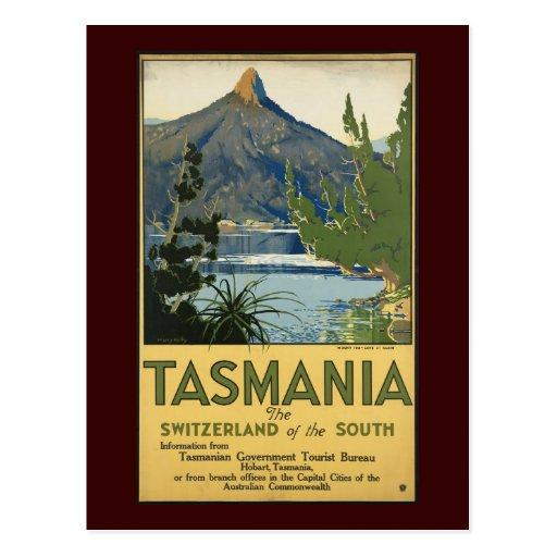 Tasmania Postcard