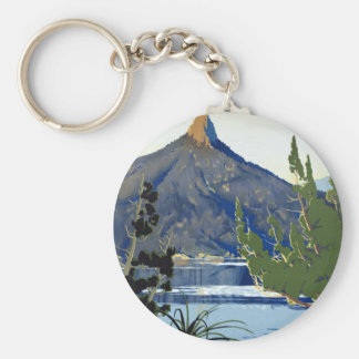 Tasmania ~ Switzerland of the South Keychain