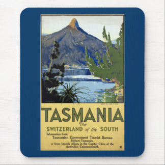 Tasmania ~ Switzerland of the South Mouse Pad