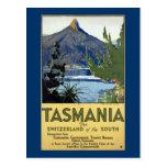 Tasmania ~ Switzerland of the South Postcard