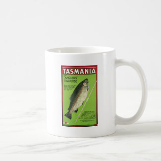 Tasmania The anglers' paradise Coffee Mug
