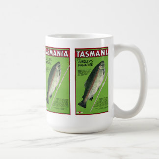 Tasmania ~ The Angler's Paradise Coffee Mug