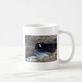 TASMANIA THE BLOWHOLE NEAR HOBART AUSTRALIA COFFEE MUG