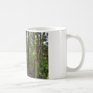 TASMANIA WILDERNESS TREE FOLIAGE AUSTRALIA COFFEE MUG