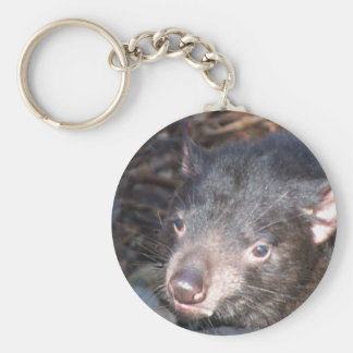 Tasmanian Devil Key Ring Keychain