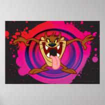 TASMANIAN DEVIL™ Standing Poster