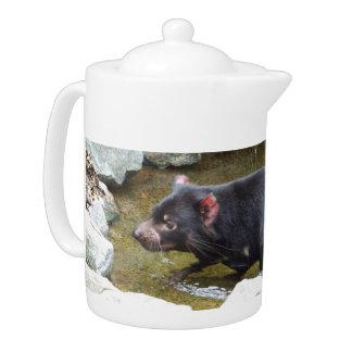 Tasmanian Devil Teapot