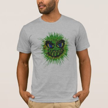 Halloween Themed Tasmanian devil welcome to terror town design T-Shirt