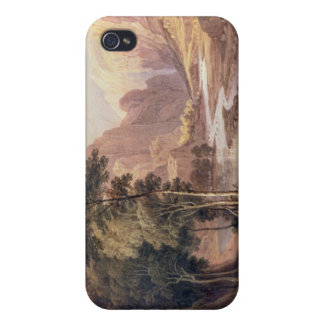 Tasmanian Gorge (w/c) Cases For iPhone 4