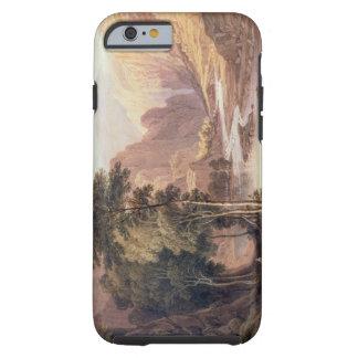 Tasmanian Gorge (w/c) iPhone 6 Case