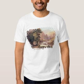 Tasmanian Gorge (w/c) T-Shirt