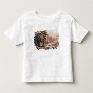 Tasmanian Gorge (w/c) Toddler T-shirt