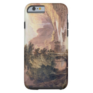 Tasmanian Gorge (w/c) Tough iPhone 6 Case