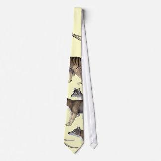 Tasmanian Tiger Tie