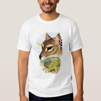 Tasmanian Wolf or Tiger T-shirt