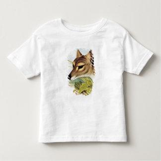 Tasmanian Wolf or Tiger Tee Shirt