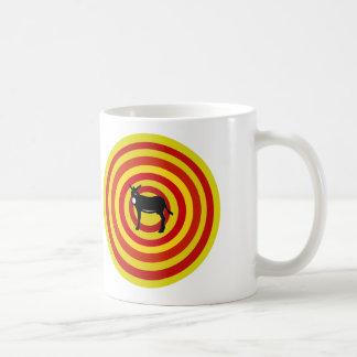 Tassa donkey català/Cup Catalan donkey Coffee Mug