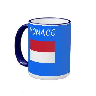 Tasse de la taza de Mónaco/de Mónaco