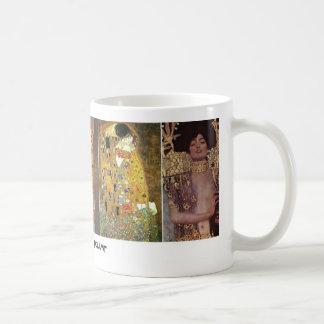 Tasse klimt mug tazas de café