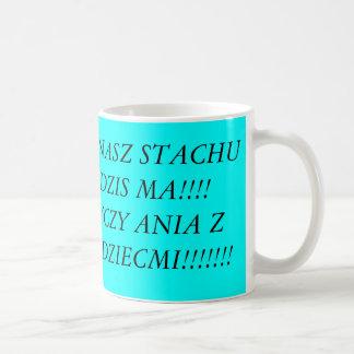 tasse taza básica blanca