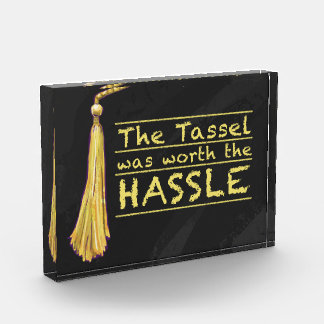Tassel Hassle Gold Award