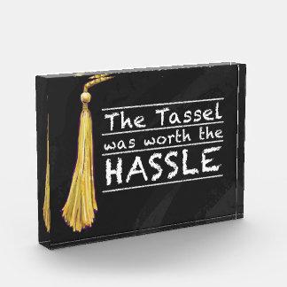 Tassel Hassle Silver Award