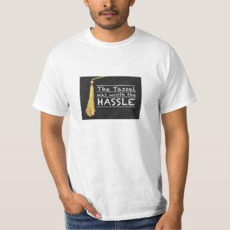 Tassel Hassle Silver T-shirt