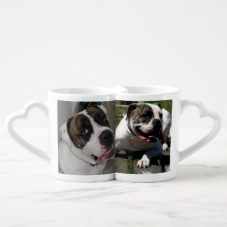 Tasses Duo has to personalize Coffee Mug Set
