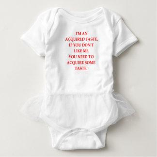 TASTE BABY BODYSUIT